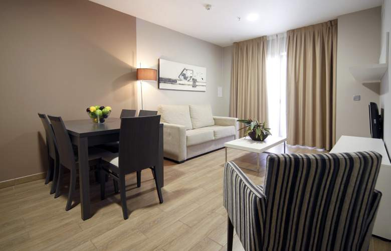 Jacetania Aparthotel & Spa - Room - 10