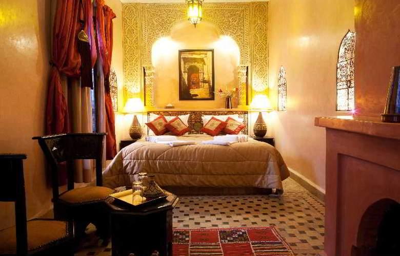 Riad La Rose Dorient - Room - 6