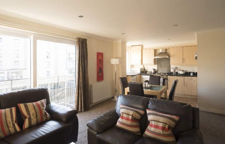 Fountain Court Harris Apartments - Room - 8