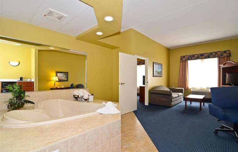 Best Western Executive Inn & Suites - Room - 95