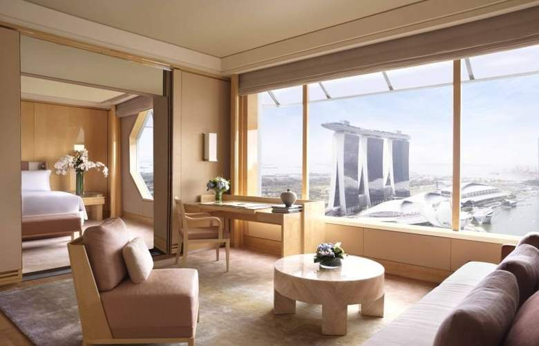 The Ritz Carlton Millenia Singapore - Room - 2