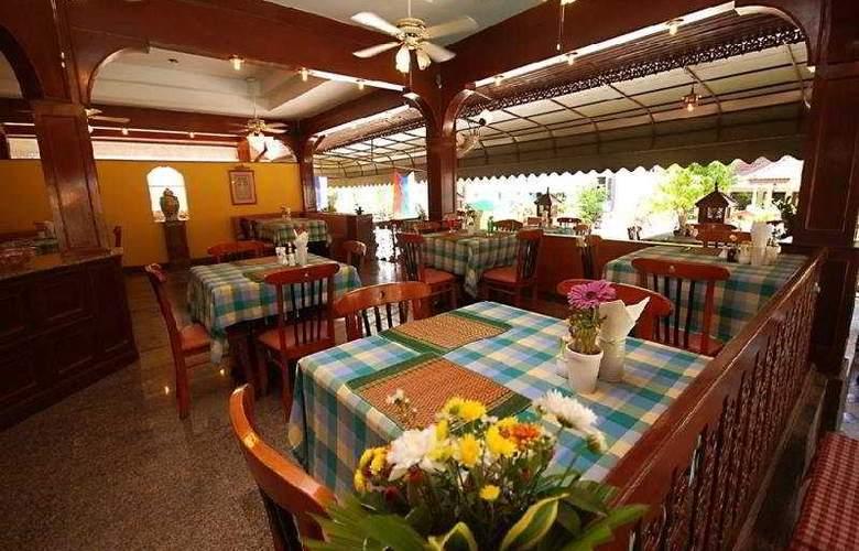 Andaman Hill Hotel - Restaurant - 7