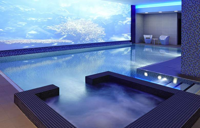 Novotel London Blackfriars - Spa - 6
