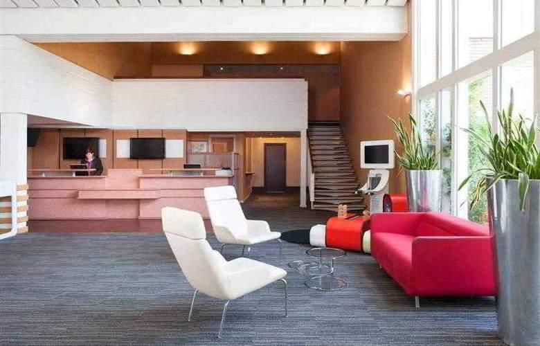 Novotel Metz Hauconcourt - Hotel - 12