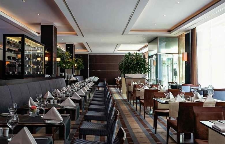 Pullman Dresden Newa - Restaurant - 73
