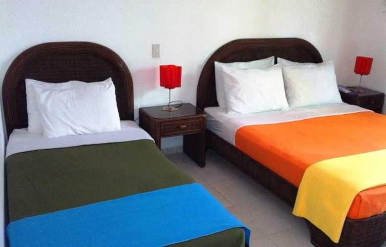 Hotel Le Flamboyant - Room - 1
