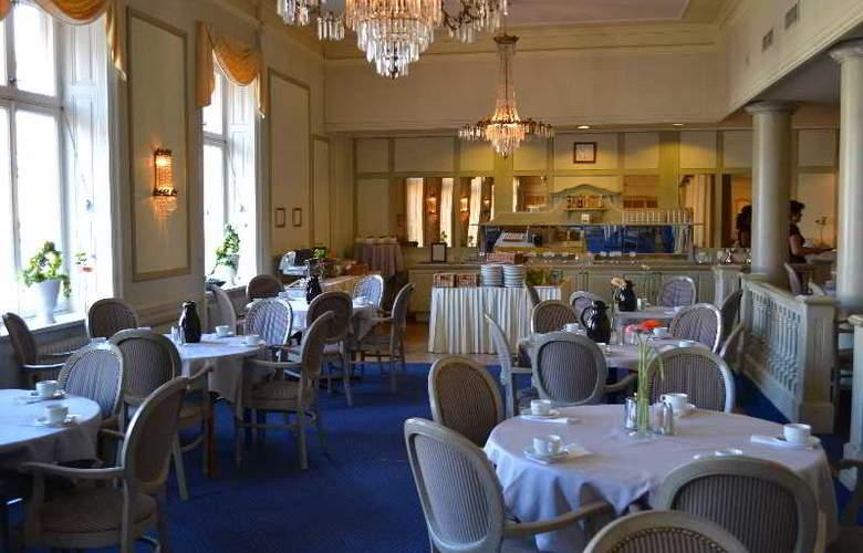Elite Stora Hotellet, Linköping - Restaurant - 9