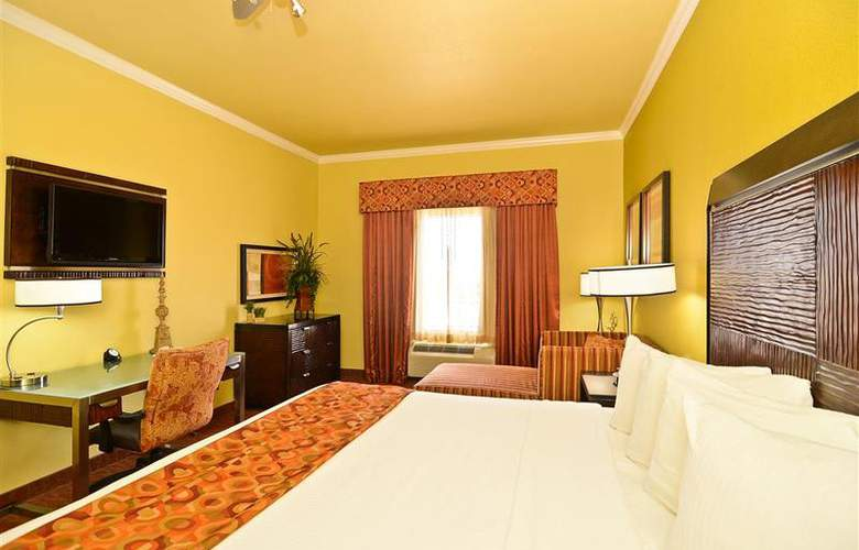 Best Western Plus Christopher Inn & Suites - Room - 169