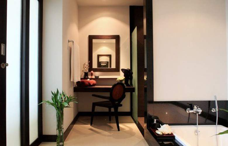 Two Villas Holiday Onyx Style, Naiharn Beach - Room - 8