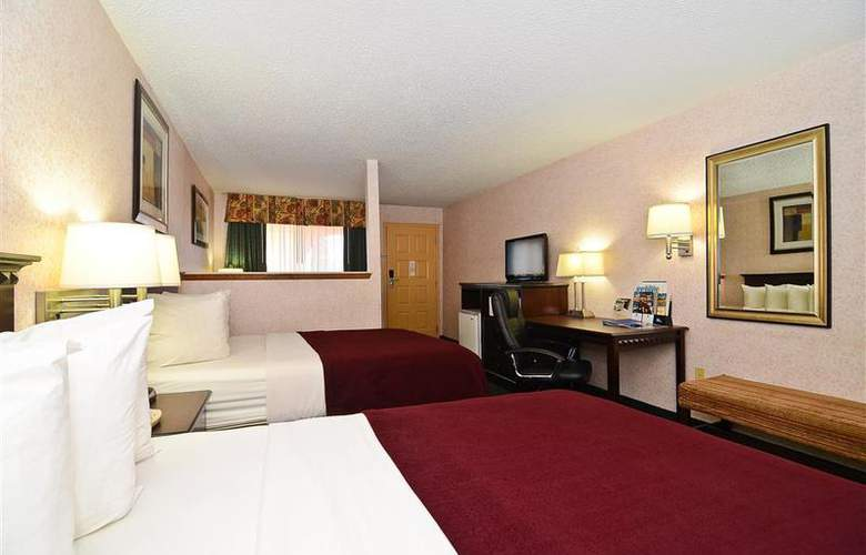Best Western Sunland Park Inn - Room - 110