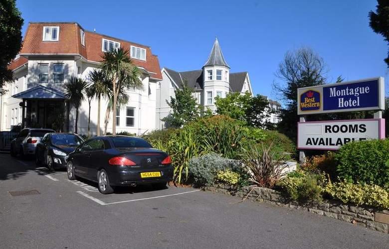 Best Western Montague Hotel - Hotel - 62