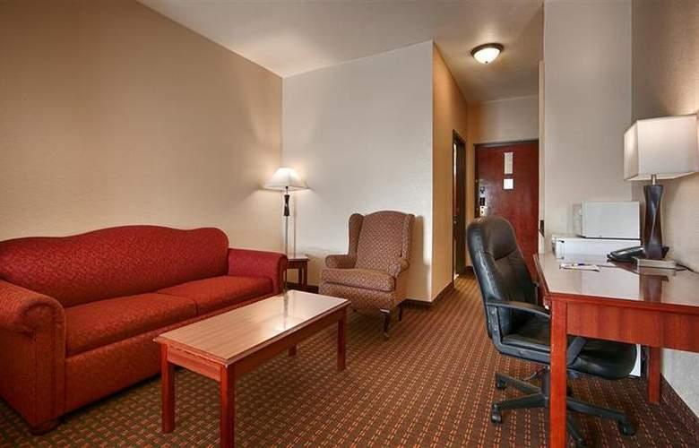Best Western Edmond Inn & Suites - Room - 36