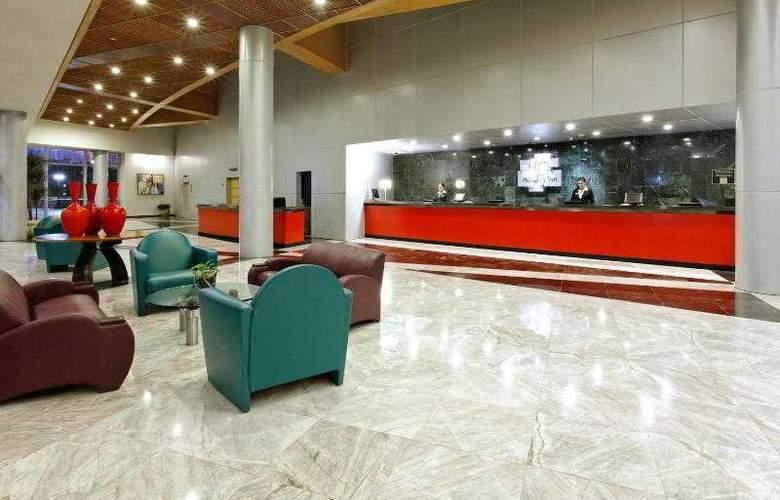 Holiday Inn Monterrey Parque Fundidora - Hotel - 10