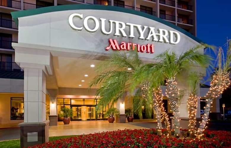 Courtyard Los Angeles Pasadena/Monrovia - Hotel - 8
