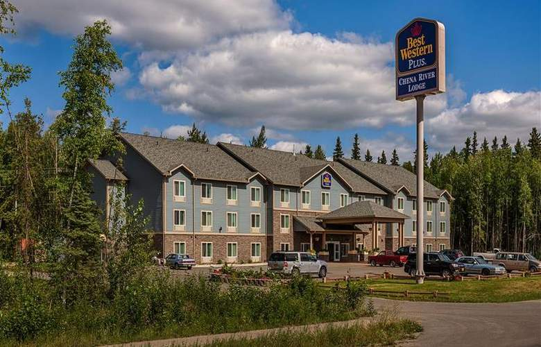 Best Western Plus Chena River Lodge - Hotel - 38