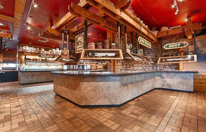 Best Western Ruby's Inn - Restaurant - 99