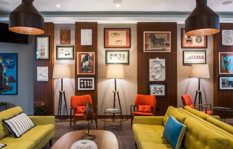 The Artist Porto Hotel & Bistro - Bar - 24