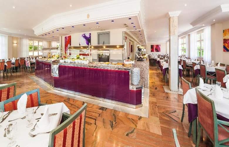 Globales Palmanova Palace - Restaurant - 29