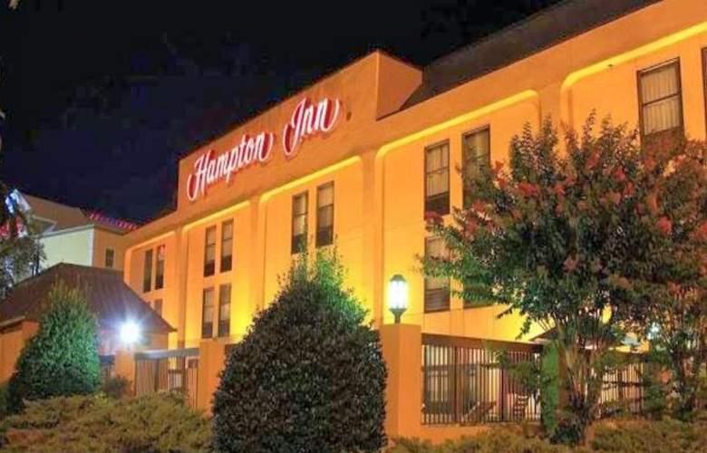 Hampton Inn Anderson - Hotel - 1