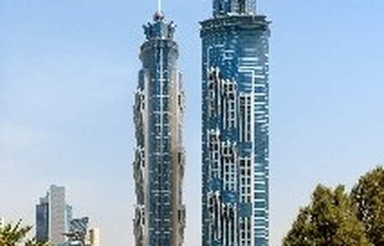 JW Marriott Marquis Dubai - Hotel - 0