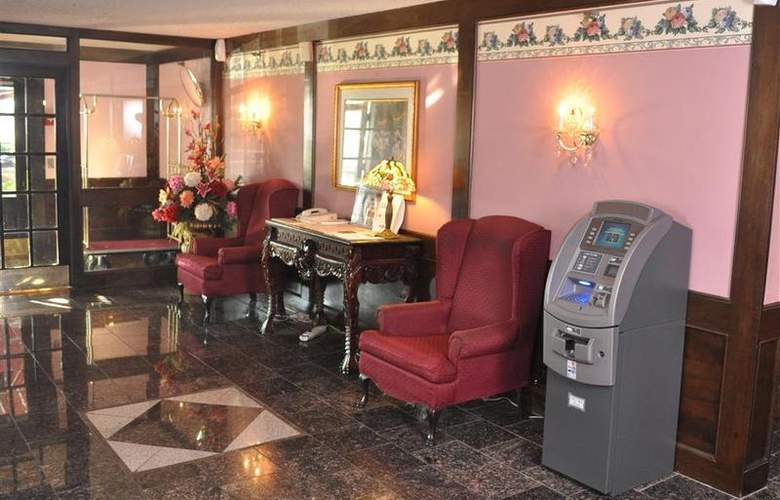 Best Western Chateau Louisianne - General - 139