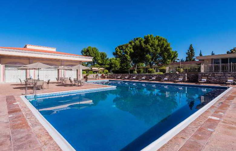 Camino Real Saltillo - Pool - 12