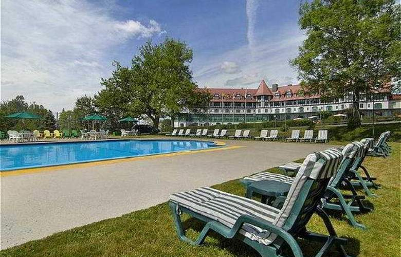 The Fairmont Algonquin - Pool - 5