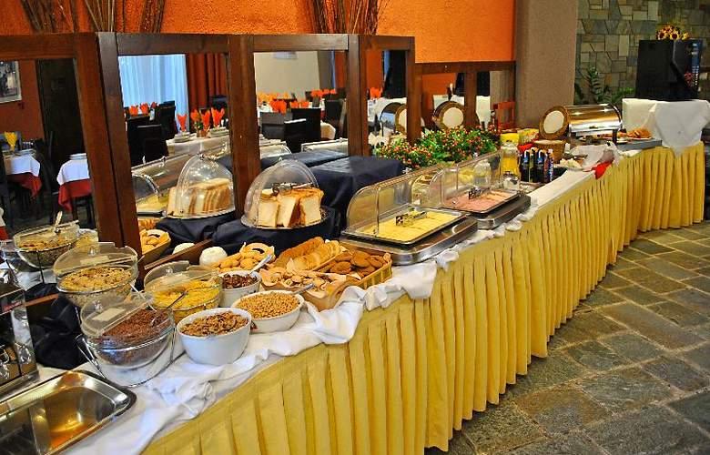 Arahova Inn - Restaurant - 36