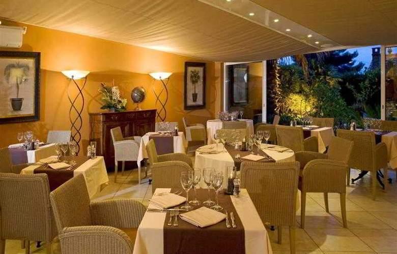 Best Western Hotel Montfleuri - Hotel - 65