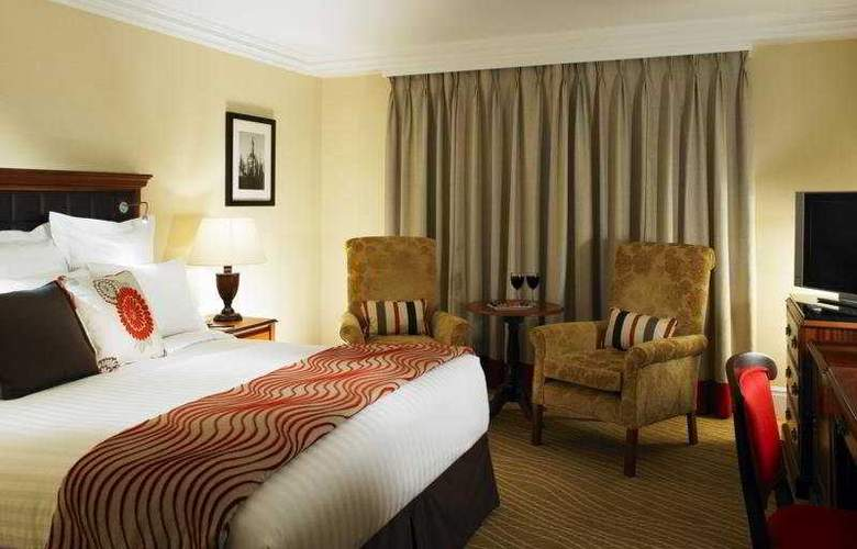 Edinburgh Marriott - Hotel - 0
