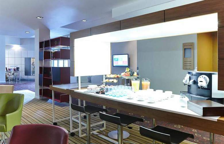 Novotel Newcastle Airport - Conference - 64