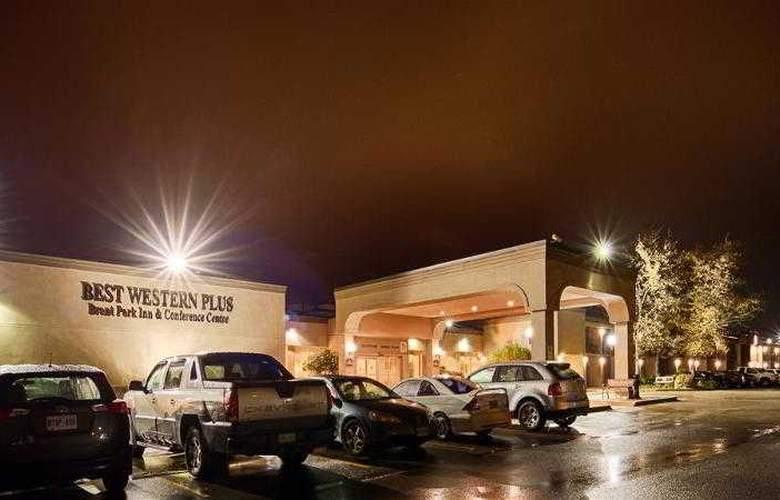 Best Western Brant Park Inn & Conference Centre - Hotel - 35