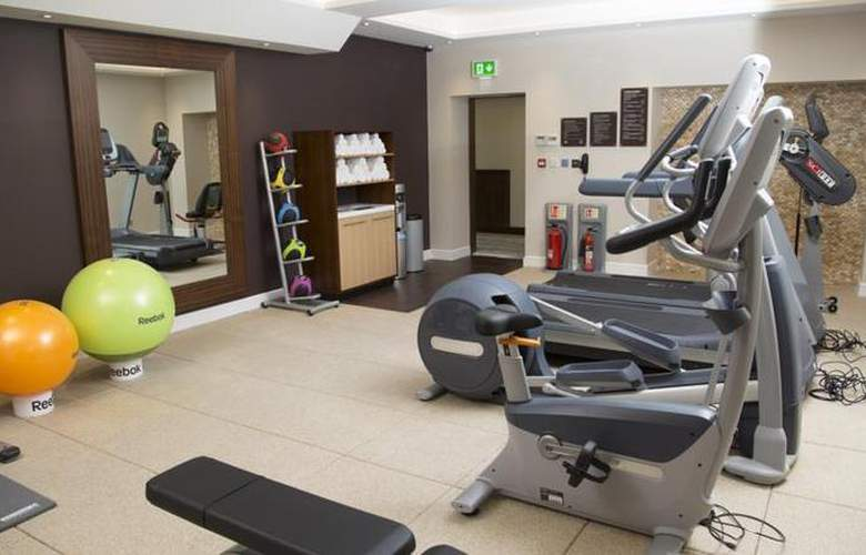DoubleTree by Hilton London - Marble Arch - Sport - 5