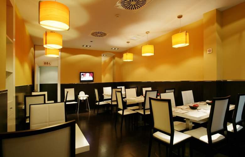 Petit Palace Canalejas - Restaurant - 11