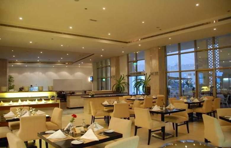 Liwa Hotel Abu Dhabi - Restaurant - 10