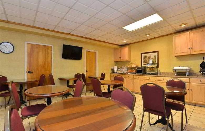 Best Western Plus Richmond Airport Hotel - Hotel - 73