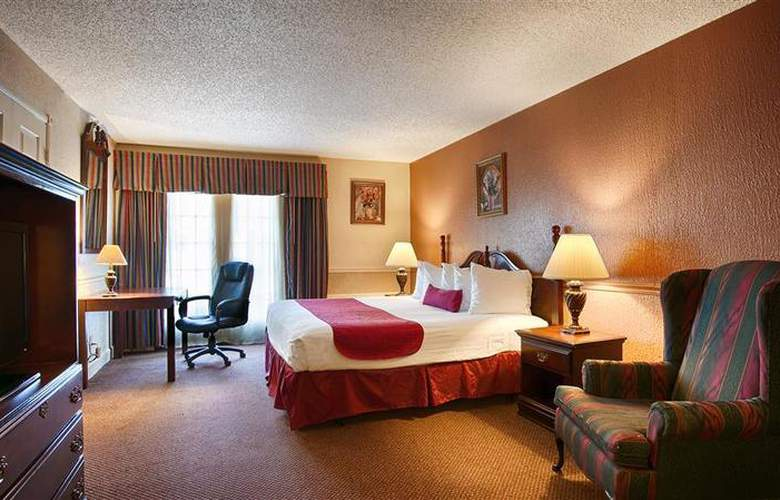 Best Western Chateau Louisianne - Room - 164