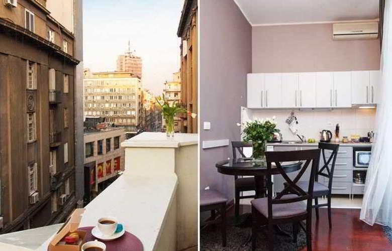 Romantic CENTRAL Apartment @ TERAZIJE SQUARE! - Hotel - 23