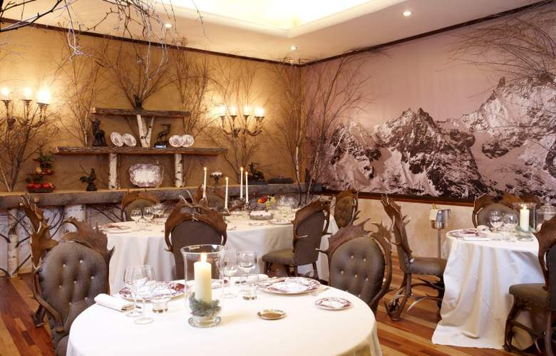 Grand Hotel Royal e Golf - Restaurant - 10
