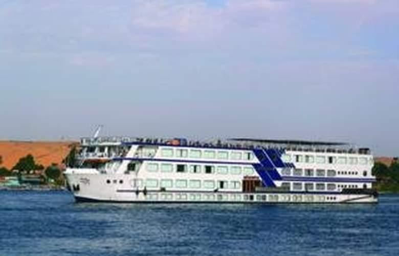 M/S Moevenpick Radamis II Nile Cruise (aswan) - Hotel - 0