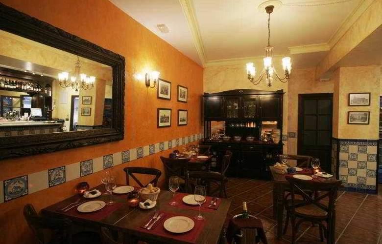 Casa Palacio de Los Leones - Restaurant - 2
