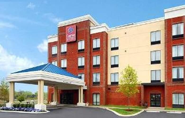 Comfort Suites Murfreesboro - Hotel - 0