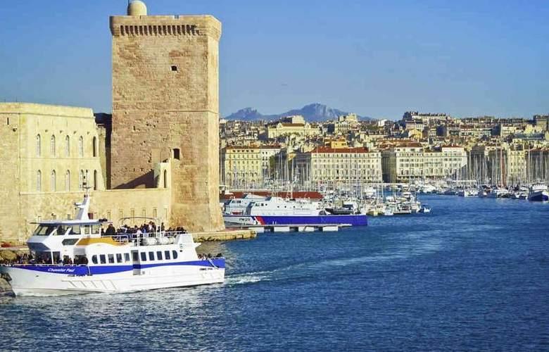 Mercure Marseille Prado - Hotel - 39