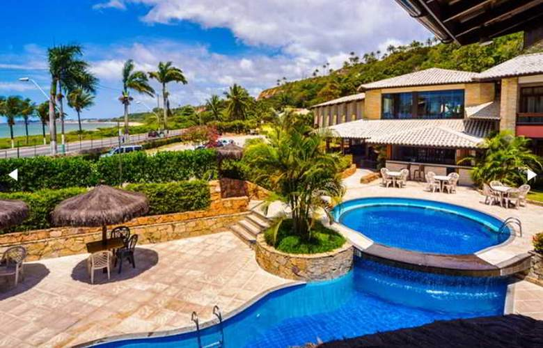 Quinta Do Sol Praia Hotel - Pool - 8