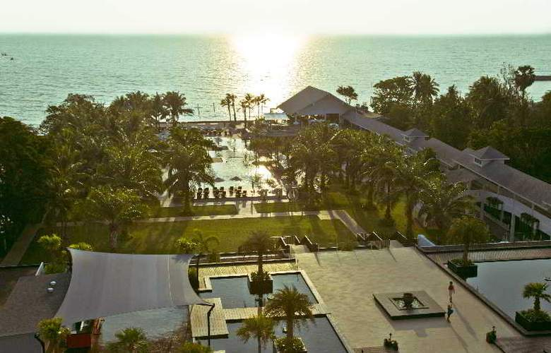 Novotel Hua Hin Cha Am Beach Resort & Spa - Hotel - 4