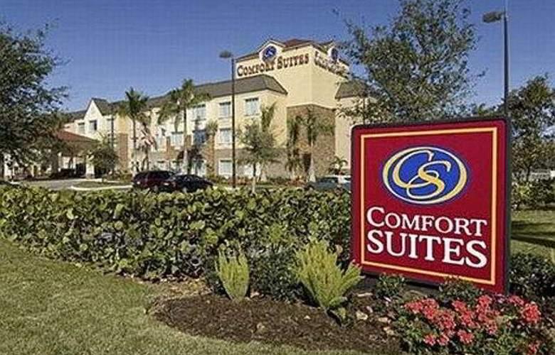 Comfort Suites University park sarasota - Hotel - 0