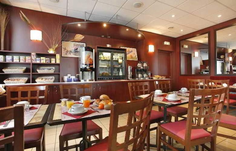 Inter-hotel de France - Restaurant - 4