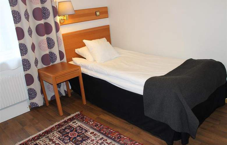 BEST WESTERN Arena Hotell - Room - 11