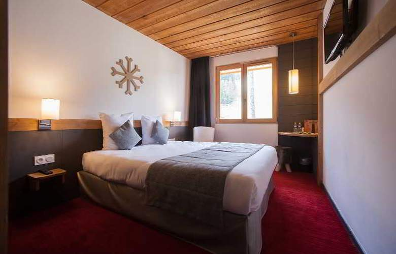 Best Western Plus Excelsior Chamonix Hotel & Spa - Room - 21