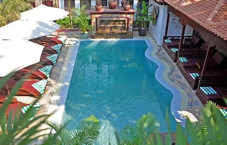 HanumanAlaya Villa - Pool - 27